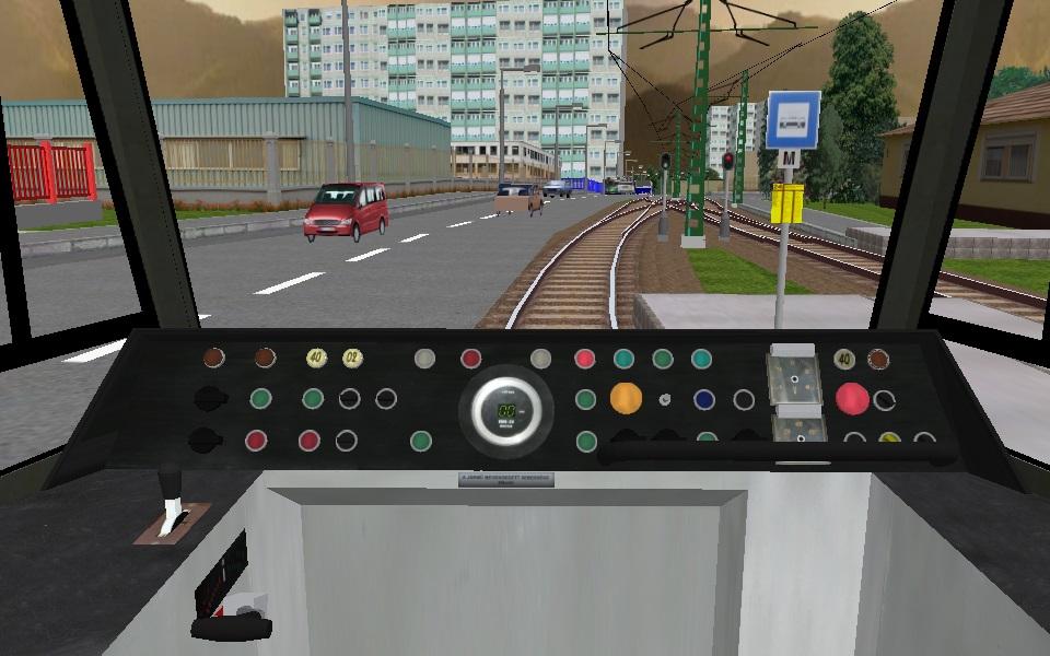 T5C5 3D cab